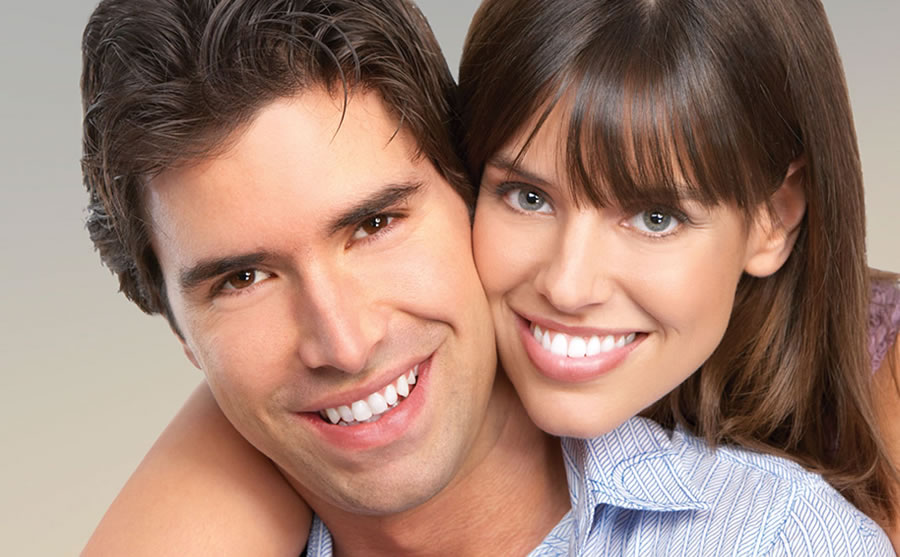 White Fillings - couple